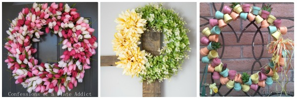wreaths to make for spring