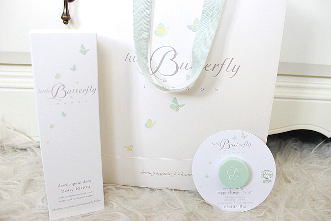 little butterfly baby products