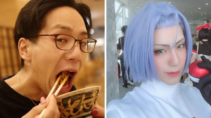 Con y sin cosplay, el hashtag de cosplay que surgió en Japón y está dando la vuelta al mundo #レイヤーのオンとオフ
