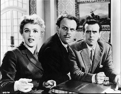 The Green Man - George Cole, Terry-Thomas, and Jill Adams