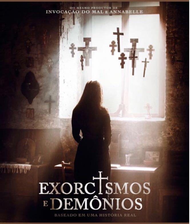 [Crítica] Exorcistas e demônios