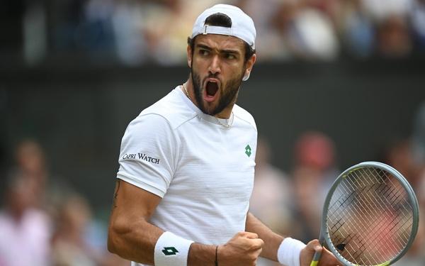 Wimbledon, alle 15 la finale: Matteo Berrettini sfida Novak Djokovic.