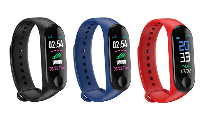 PINCHme - Possible Free Smart Watch Fitness Tracker