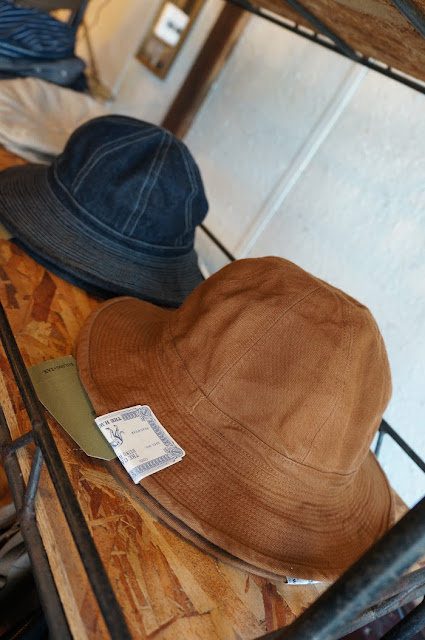 THE H.W.DOG&CO    FATIGUE HAT