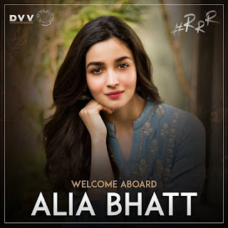 BIGGG NEWS... Alia Bhatt in SS Rajamouli's upcoming film