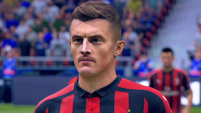 FIFA 19 Faces Krzysztof Piątek by Ofisix