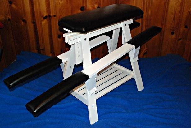 Diy spanking bench