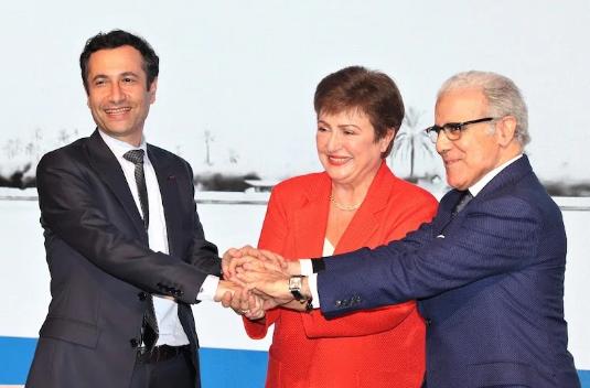 المغرب يسدد مسبقا جزء من قرض النقد الدولي