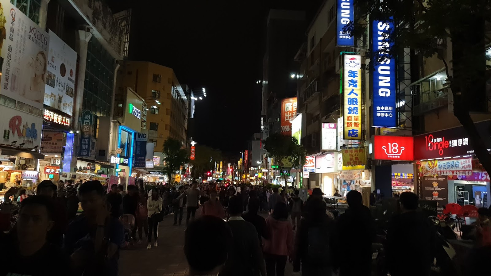 overtourism in taichung, taiwan