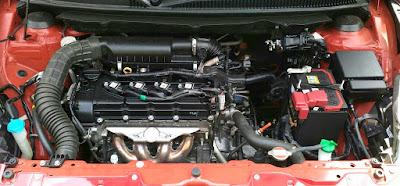 Mesin Suzuki Baleno Hatchback K14B