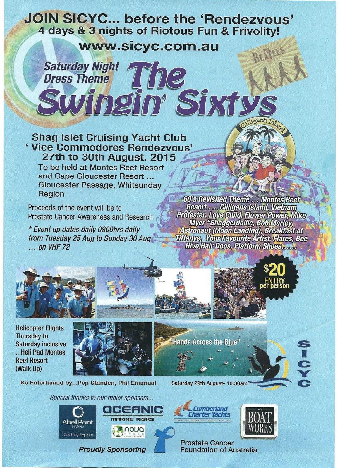 Shag Islet Cruising Yacht Club