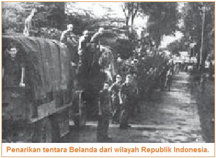 Belanda keluar dari indonesia - Penarikan Tentara Belanda dari Indonesia