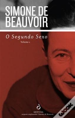 Livros para ler no Dia da Mulher (e não só) - O Segundo Sexo, de Simone de Beauvoir