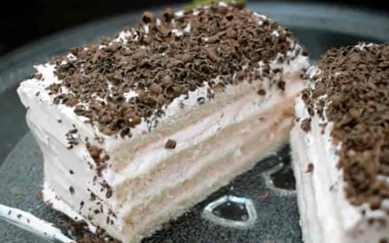 ब्रेड केक बनाने का सबसे आसान तरीका बताइए
