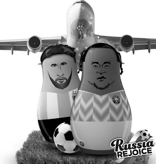 Bet9ja Fly To Russia