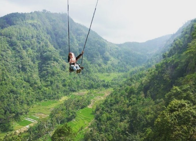 5 Daerah Wisata Yang Memperlihatkan Kesegaran Di Semarang