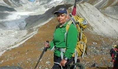 Odisha's First Woman Mountaineer 'Kalpana Dash' Passed Away