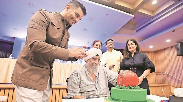 Bishan Singh Bedi's 75th birthday is gift for family, friends: 'We got him back'.