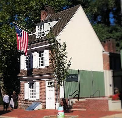 Betsy Ross House Philadelphia