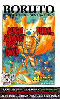 Update! Baca Manga Boruto Chapter 51 Full Sub Indo