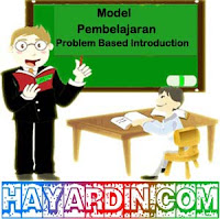 Model Pembelajaran Problem Based Introduction