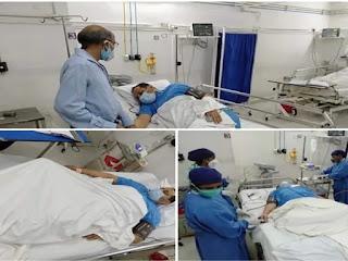 सुशांत सिंह राजपूत के भाई और BJP विधायक नीरज बबलू को आया हार्ट अटैक, निजी अस्पताल में भर्ती