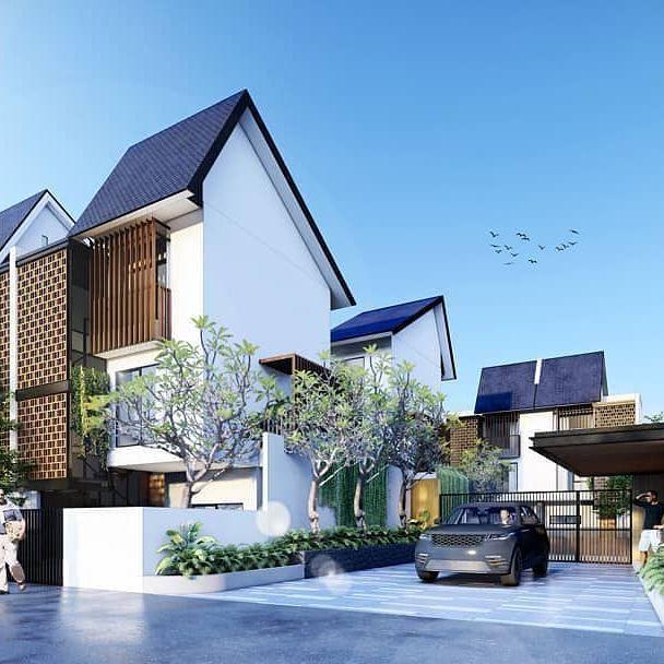 desain rumah nyeleneh