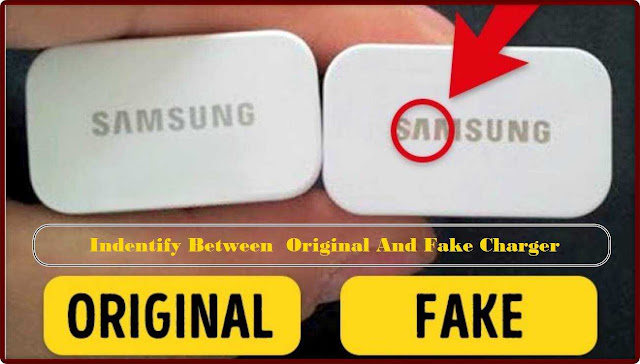 How To Identify Original And Fake Mobile Charger