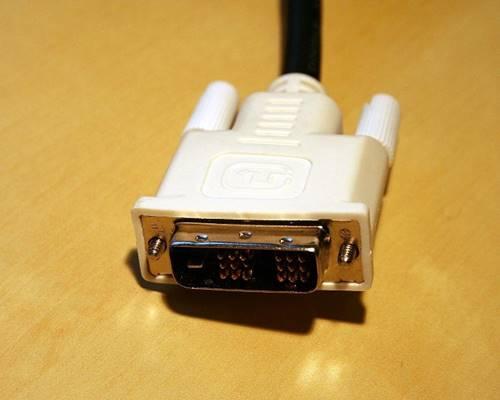 Cabo DVI transmite vídeo do PC para a TV