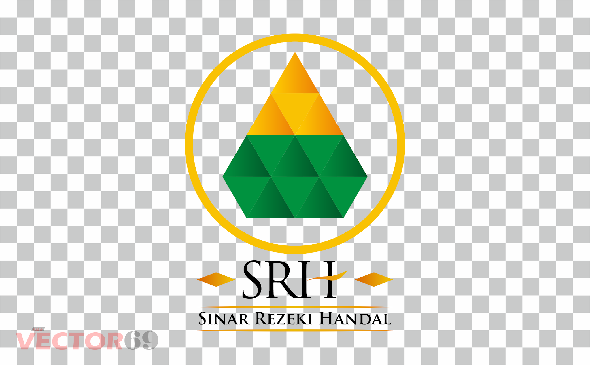 SRH (Sinar Rezeki Handal) Logo - Download Vector File PNG (Portable Network Graphics)
