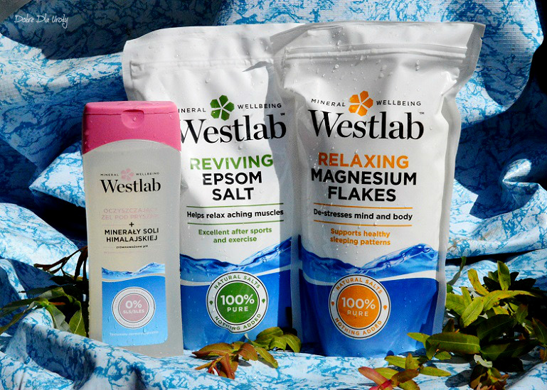 aturalne sole Westlab - relaks w kąpiel dla zdrowia i urody
