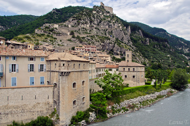 Entrevaux-Provence Franta