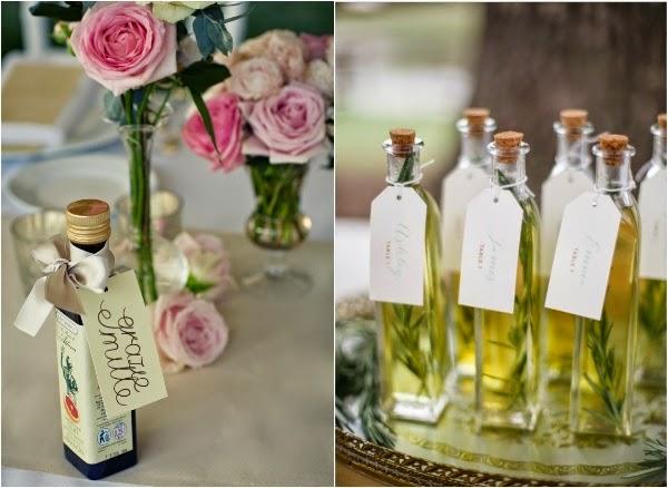 Italian edible wedding favors - Varese Wedding
