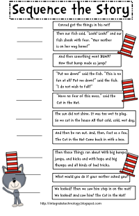 Printables Cat In The Hat Worksheets cat in the hat worksheets davezan davezan