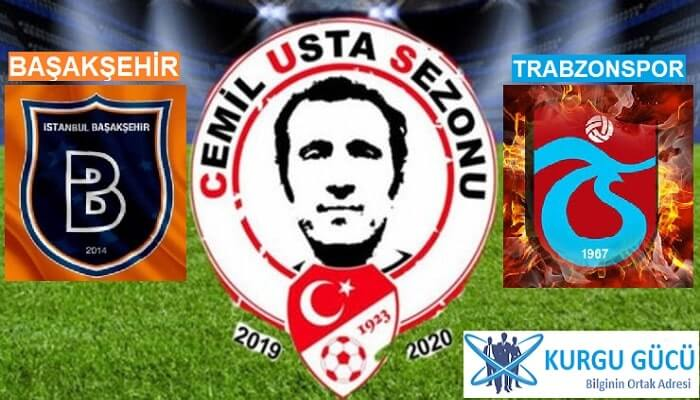 Süper Lig 2019/2020 Sezonu Şampiyonu Başakşehir Olmaya Çok Yakın! - Kurgu Gücü