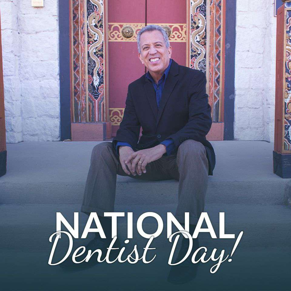 National Dentist's Day Wishes Sweet Images
