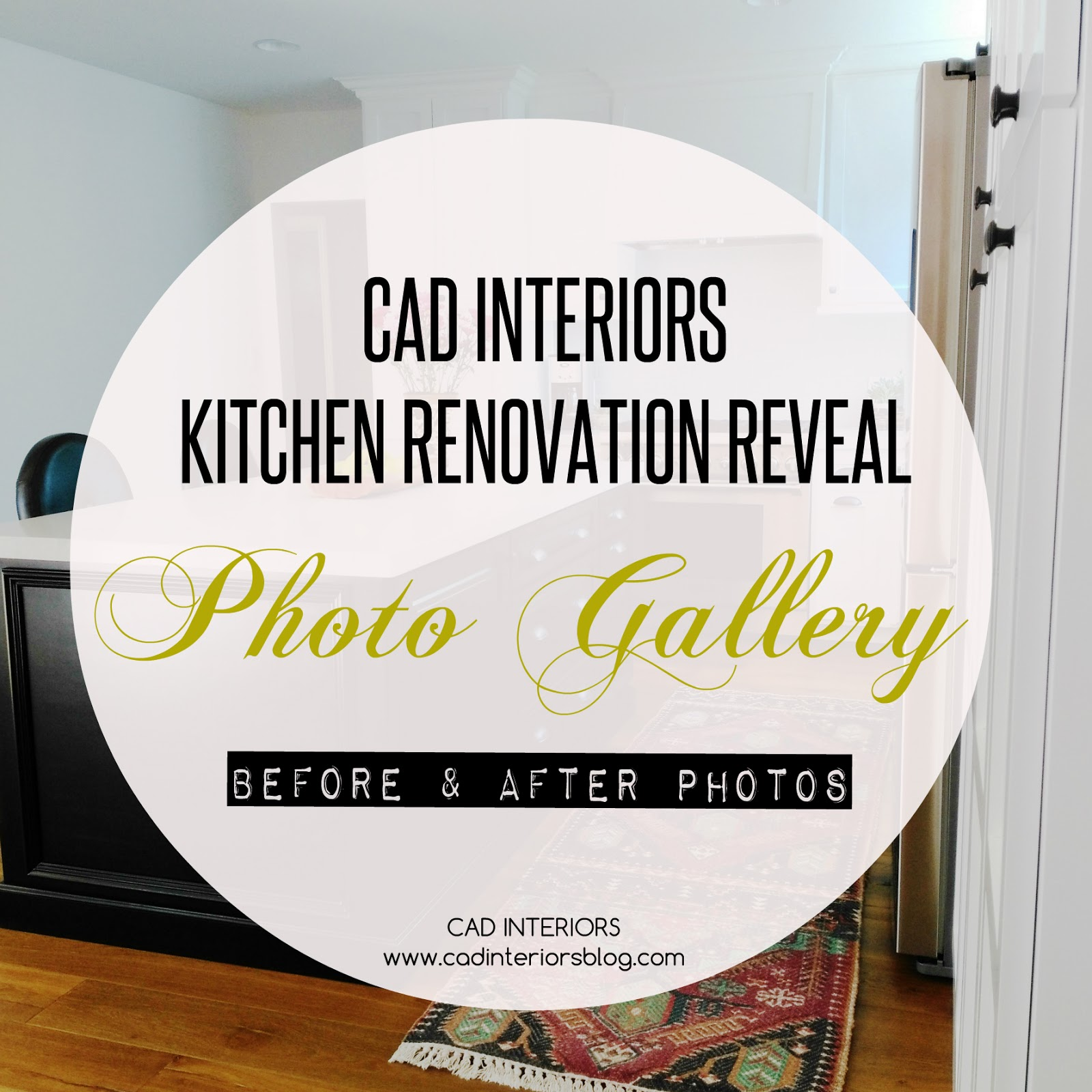 CAD INTERIORS home renovation improvement classic modern farmhouse transitional kitchen design