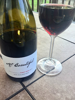 2017 Mt. Beautiful Pinot Noir