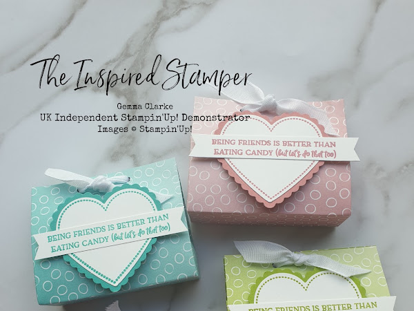 Stampin'Up! Oh So Ombre Treat Bags