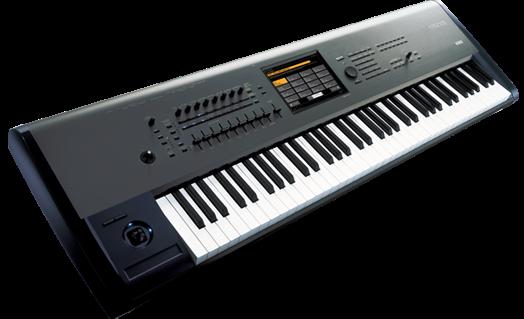 AZ PIANO REVIEWS: REVIEW - Korg Kronos Digital Piano