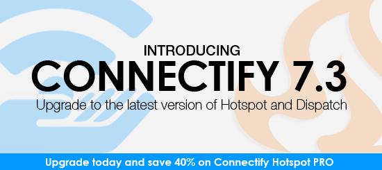 Si Penjual Aiskrim: Connectify Hotspot + Dispatch PRO 7 3