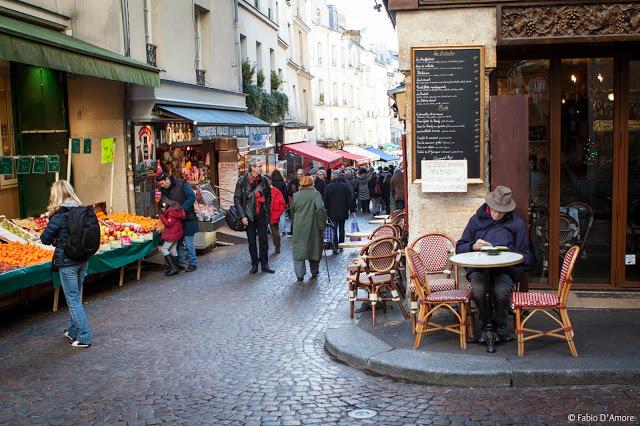 Marché de rue Mautauffard-Parigi