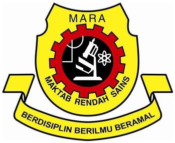 PERMOHONAN MRSM FORM 1 (TINGKATAN 1) MAKTAB RENDAH SAINS MARA TAHUN 2017
