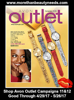 Shop Avon Outlet Campaigns 11 & 12 good through 5/26/17