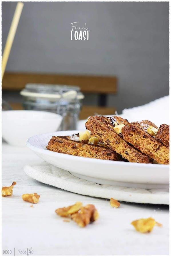 french toast receta- french toast vips -french toast tasty-French toast o tostada francesa: la receta perfecta para desayunar en san valentín- receta en 3 minutos