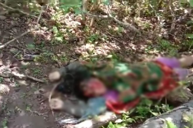 VIDEO: Detik-detik Penemuan Mayat Wanita Bersimbah Darah di Libureng Bone