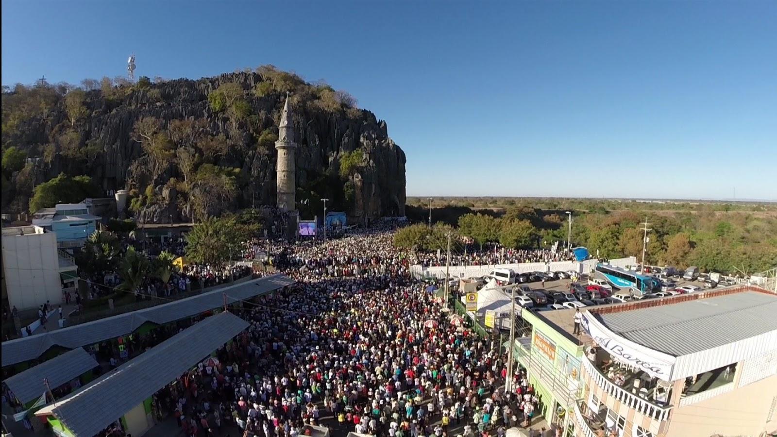 Esquema de segurança para romaria de Bom Jesus da Lapa vai contar com mais de 290 policiais