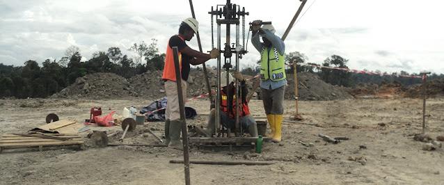 Jasa Sondir Boring / Soil Test Samarinda, Kalimantan Timur Terlaris