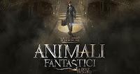 J.K. Rowling: Animali Fantastici e dove trovarli ( prequel di Harry Potter) dal 17 novembre