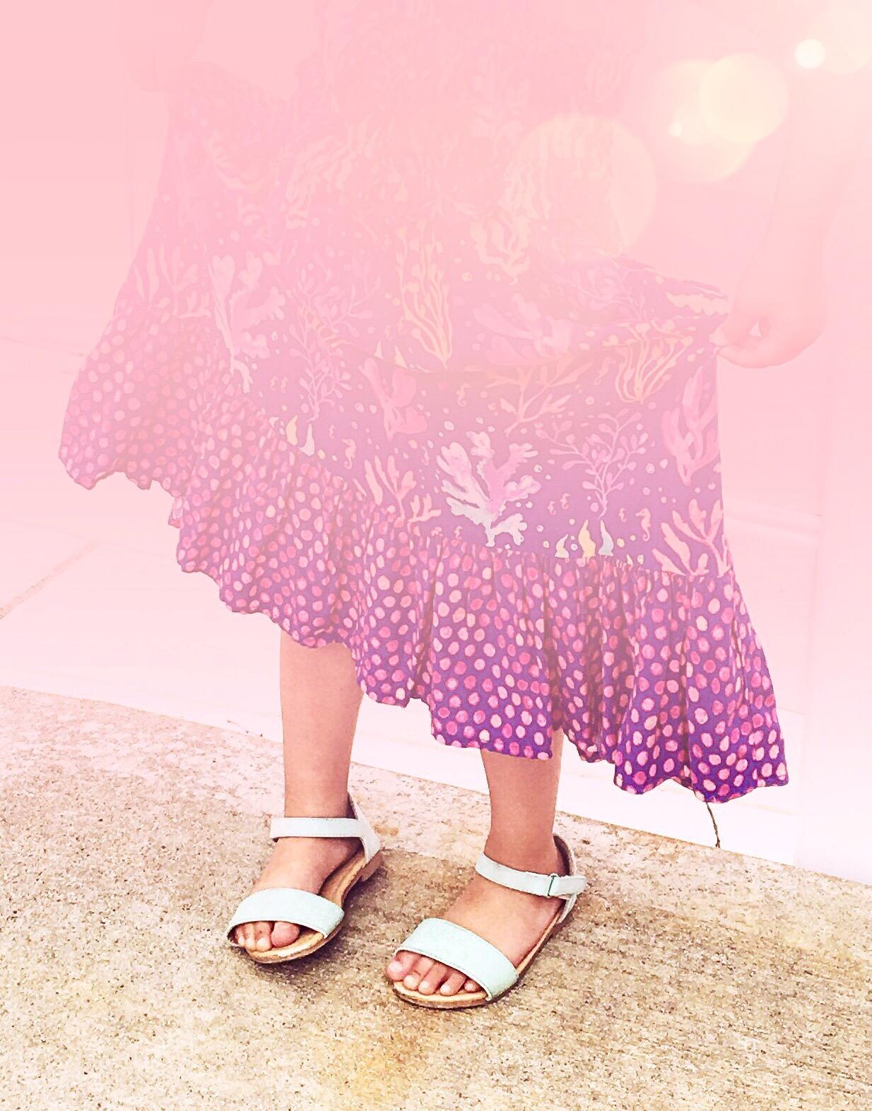 primary sandals
